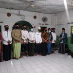 Pelantikan IPNU IPPNU Ranting Gempolkerep masa Khidmat 2020-2022