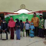 LAZISNU Mojosari Berbagi Kebahagiaan Dengan Anak Yatim Desa Mojosulur
